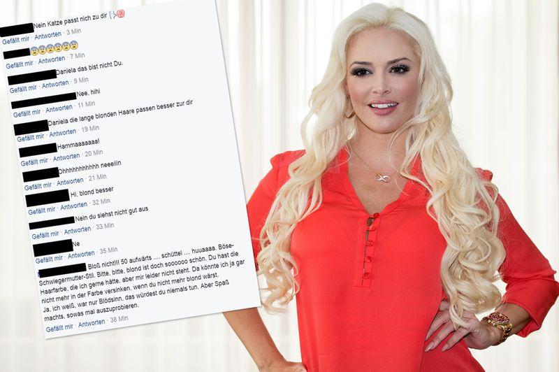 Totale Typveränderung bei Daniela Katzenberger schockt die Fans