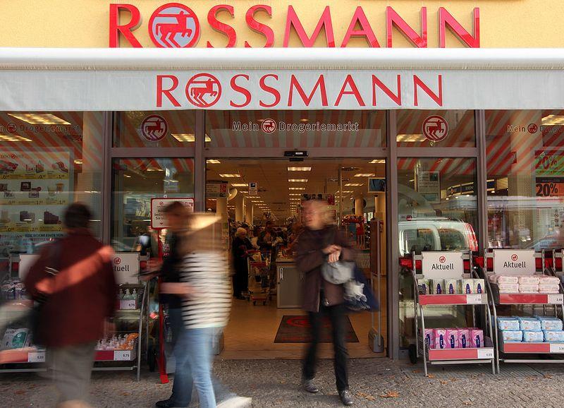 Das wird bei Rossmann am häufigsten gestohlen