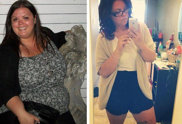 Das sind die 8 Diät-Tipps von Menschen, die mehr als 25 Kilo abgenommen haben!