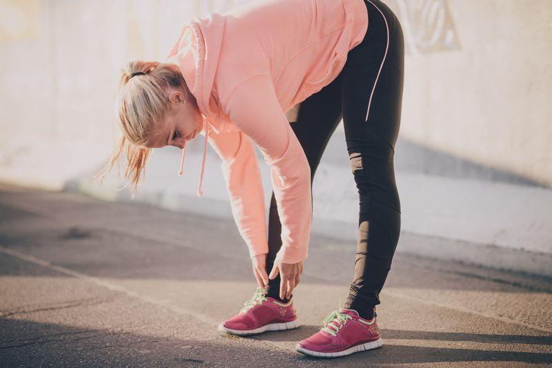 Das solltest du vor dem Workout nicht machen