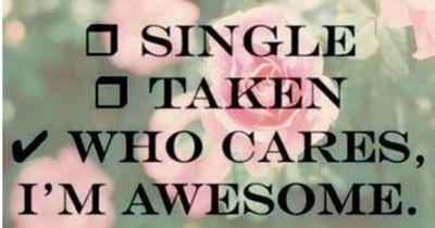 Wir erraten, weshalb du Single bist