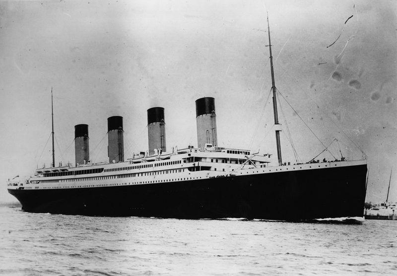 Unglaublich: Ein jetzt aufgetauchter Brief schildert die letzten Minuten auf der gesunkenen Titanic