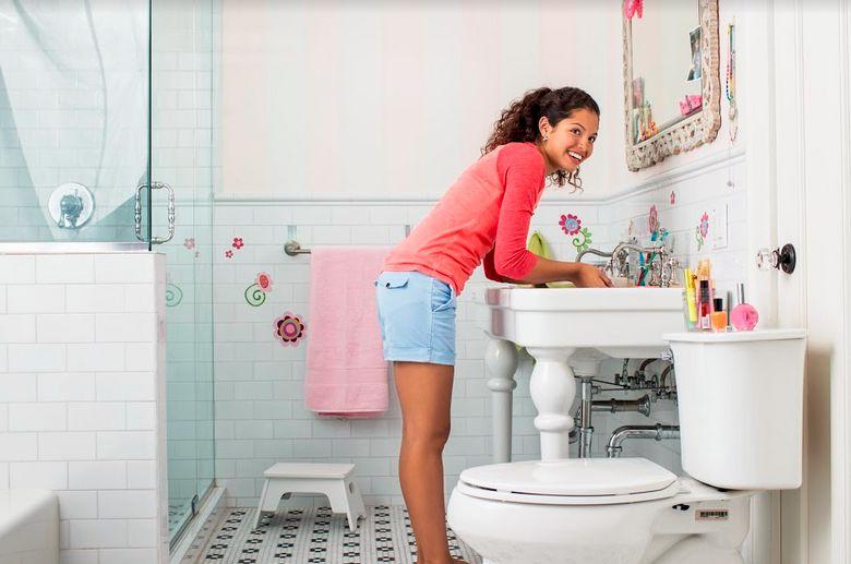 Mit diesen 7 Tipps sparst du jeden Morgen Zeit im Badezimmer
