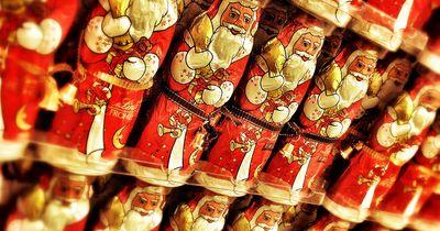 Finger weg von diesen Weihnachtsmännern