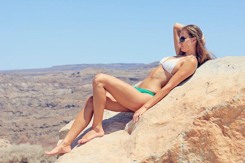 Das ist der perfekte Bikini für deine Oberweite!