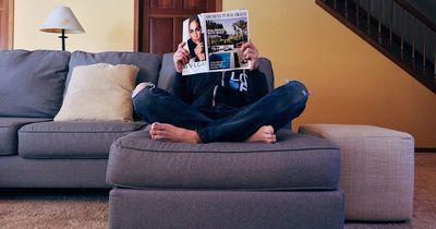 Diese Abnehmtipps sind nur für euch Couchpotatoes!