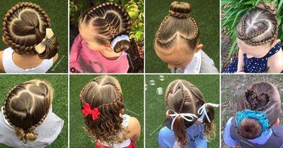 Wahnsinn: Dieses Mädchen hatte schon über 700 verschiedene Frisuren!