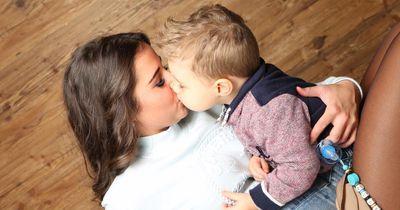 Sarah Lombardi packt aus: So oft sieht Pietro seinen Sohn