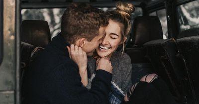 Küssen ist gesund!