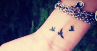 Schwalben-Tattoo: Das ist seine Bedeutung