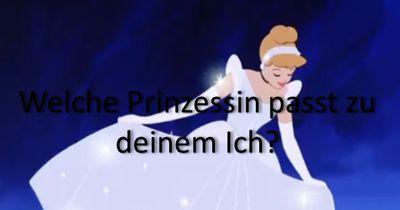 Teste deinen Prinzessinnen-Ich!