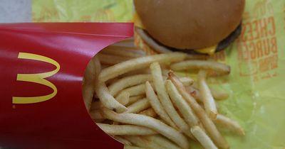 McDonalds führt erstmals Lieferservice in Deutschland ein