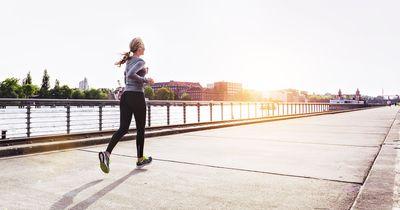 Ein 5-Minuten-Workout für schlanke Oberschenkel