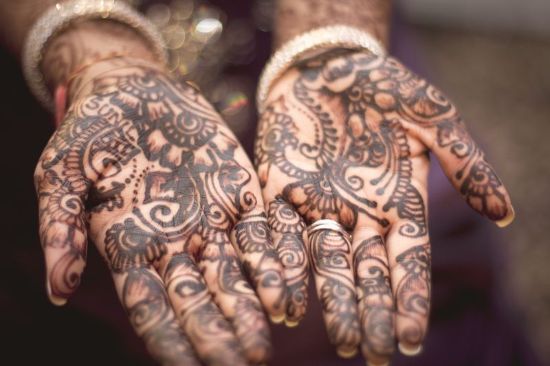 Henna Tattoo So Kannst Du Es Selber Machen