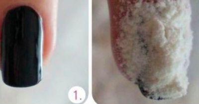 Dieser Nailart-Trick zaubert dir ganz besondere Nägel