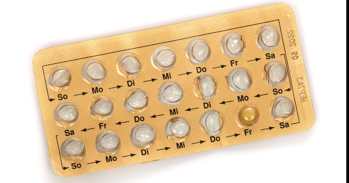 Vorsicht! Wenn du deine Pille hier aufbewahrst, wird sie