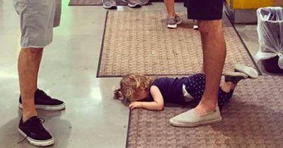 So reagiert ein Vater auf den Wutanfall seiner Tochter