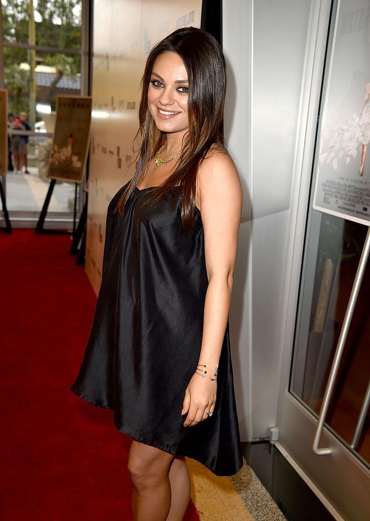 Große Veränderung bei Mila Kunis