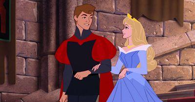 Deswegen tragen alle Disney-Prinzessinnen blaue Kleider