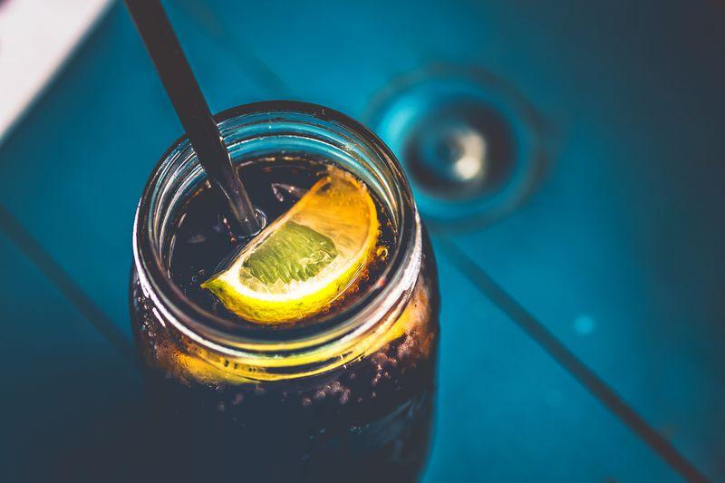 Käsebrot und Cola? Eine verbotene Mischung