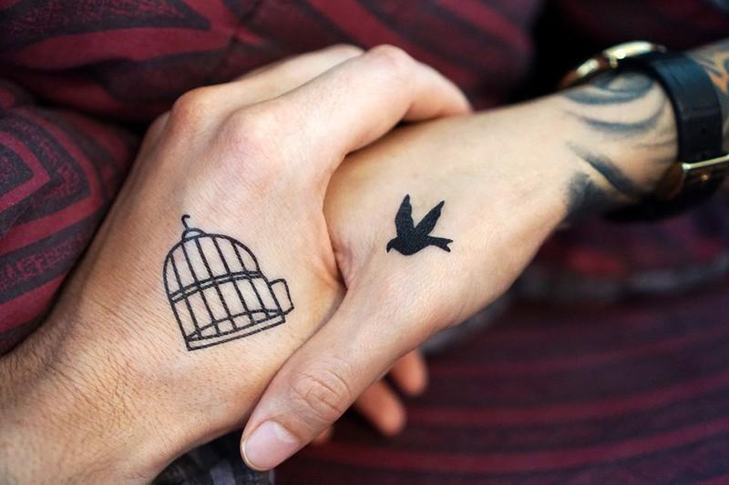 Das ist der neuste Tattoo-Trend