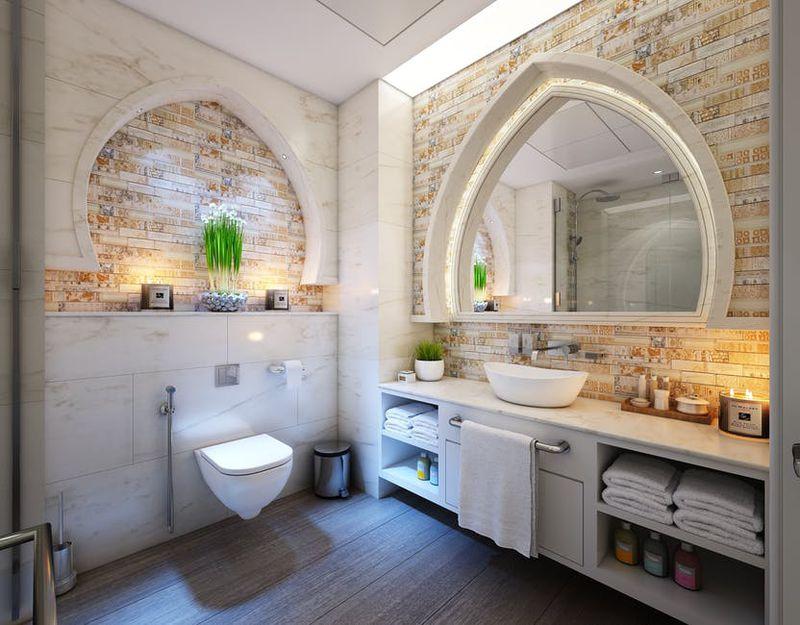 Mit diesem einfachen Trick wird deine Toilette blitzschnell sauber!