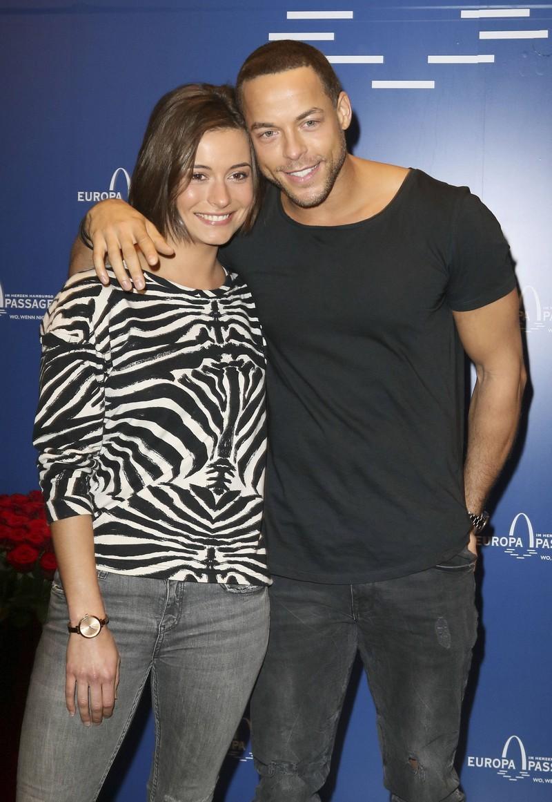 """Andrej Mangold und Jennifer wurden beim """"Bachelor"""" ein Paar."""