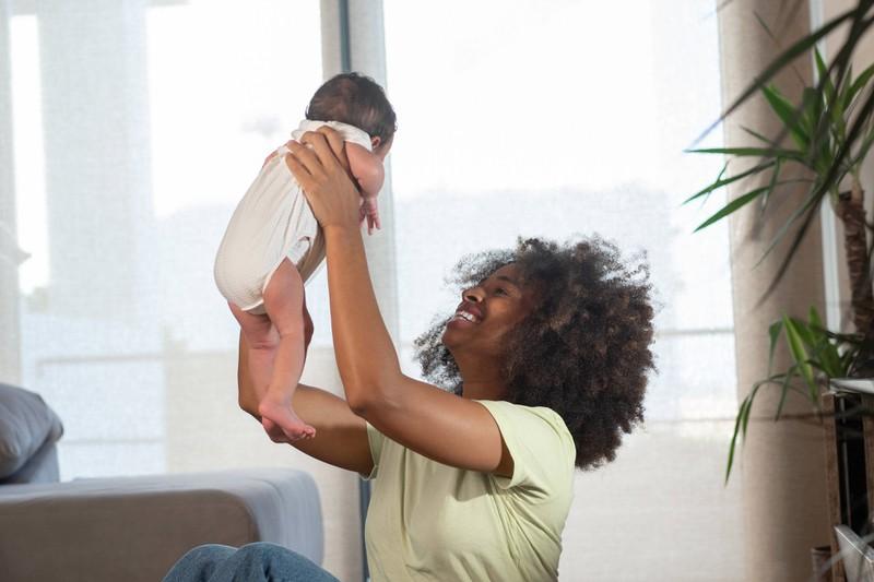 Nach der Schwangerschaft sollte man ein paar Monate warten, bevor man wieder Tampons benutzt.