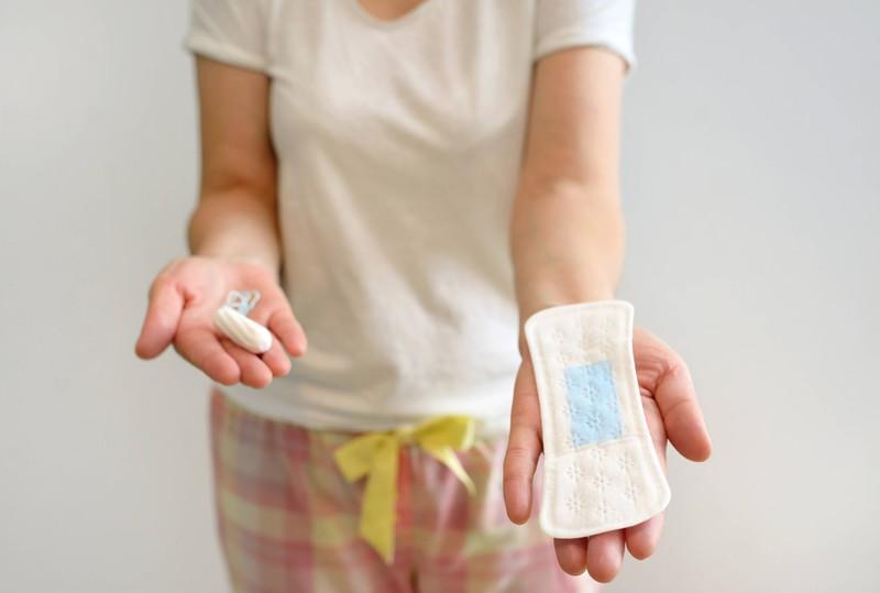 Wenn man einmal am Toxischen Schocksyndrom erkrankt war, sollte man auf Binden umstellen.