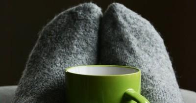 Nie wieder frieren: 6 Tipps gegen kalte Füße