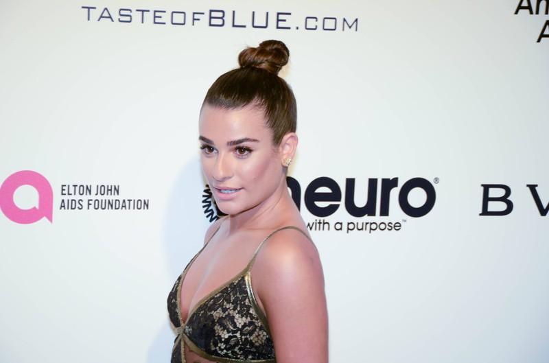Schauspielerin Lea Michele bekam zu hören, sie sei zu hässlich für Hollywood