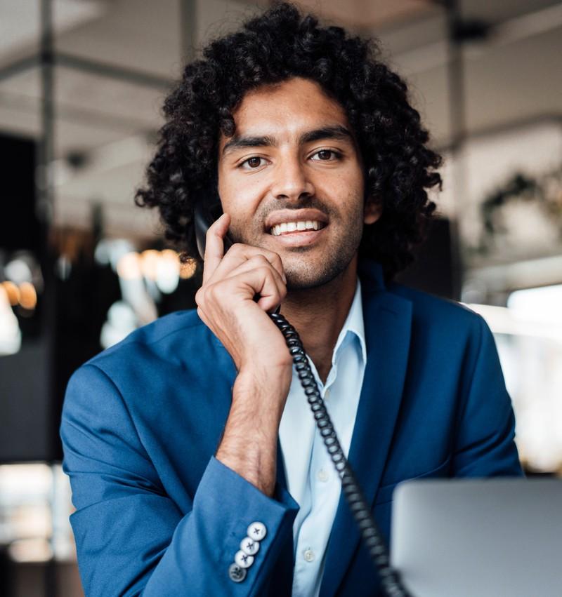 Menschen, die als TelefonistIn arbeiten, leiden oftmals unter einer erhöhten Trennungsrate.