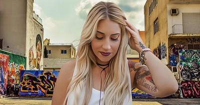 Mini-Tattoos, die vollkommen im Trend liegen!