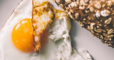 Abnehmen mit der Eier-Diät