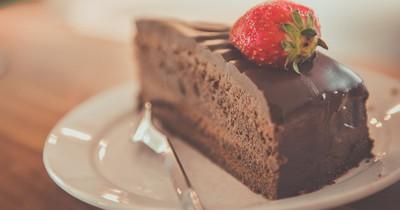 Schnelle Schoko-Nuss-Torte