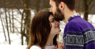Was bedeuten die verschiedenen Küsse?