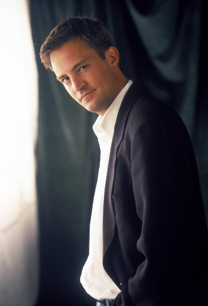 """Matthew Perry war in """"Friends"""" ein echter Womanizer"""