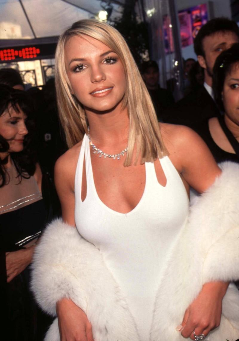 Britney Spears hatte früher weniger Gewicht