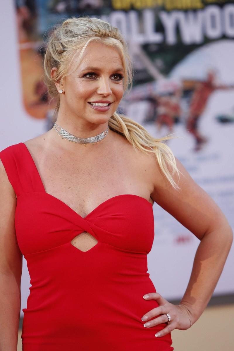 Mittlerweile hat Britney Spears zugenommen