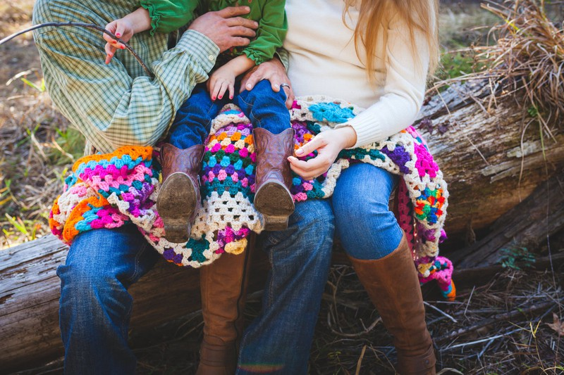 9 Dinge, an denen man Hipster-Eltern erkennt