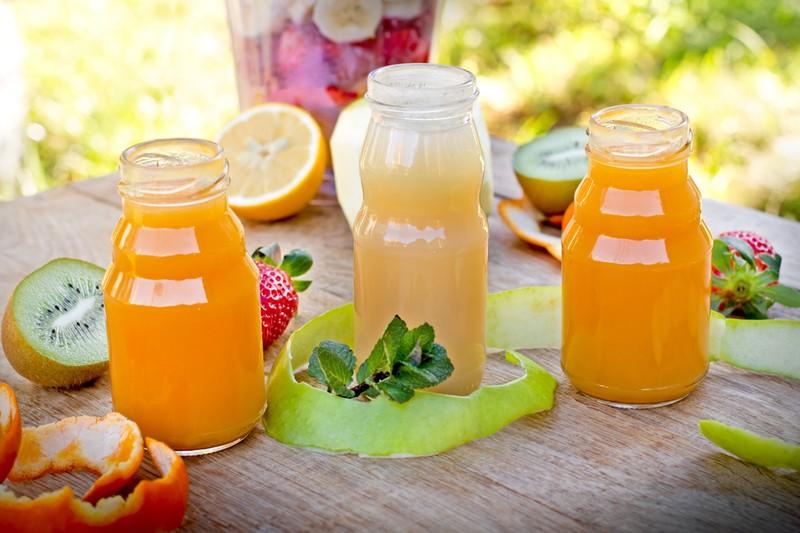 Auch Vitamin-Säfte sind nicht immer so gesund, wie sie scheinen!