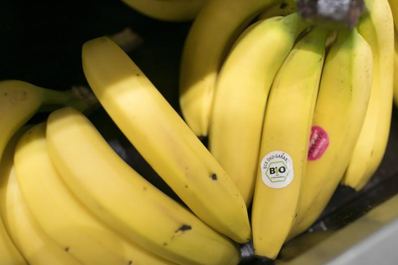 Bananen tun dem Körper gut.