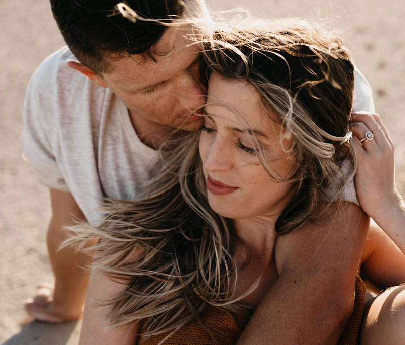"""Eine solche Reaktion auf den Satz """"ich liebe dich"""", tut weh."""