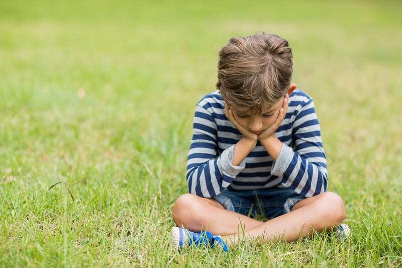 Auch Kinder haben Ängste. Diese sollte man ernst nehmen