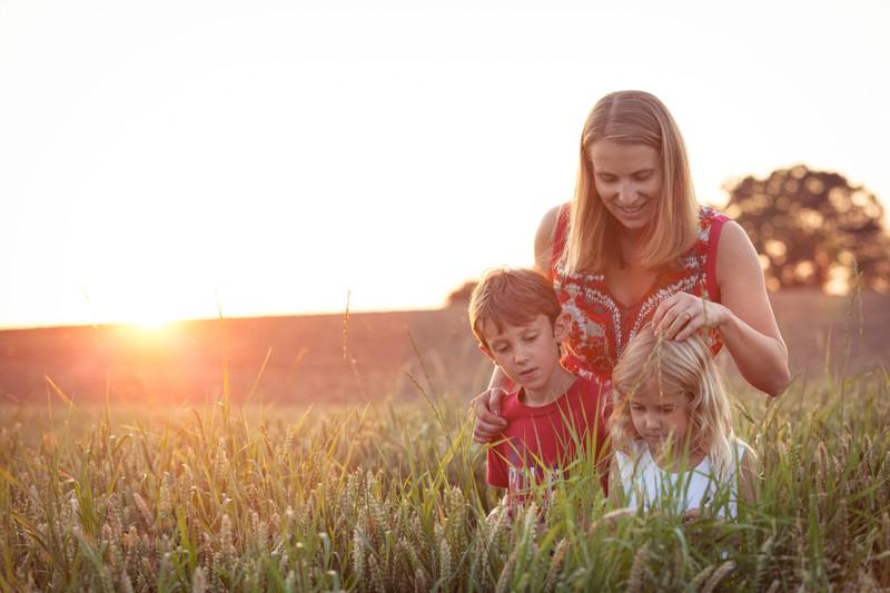 """Es kann sehr schlimm für ein Kind sein, wenn die Eltern ein Geschwisterteil """"lieber"""" mögen"""