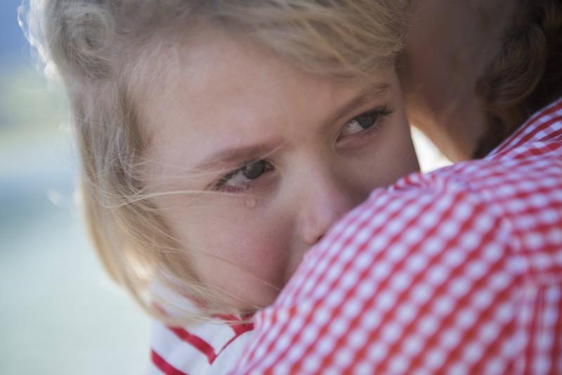 Wenn ein Kind ein Problem hat und du es nicht wirklich ernst nimmst, dann kann es auf lange Zeit zu Angst führen