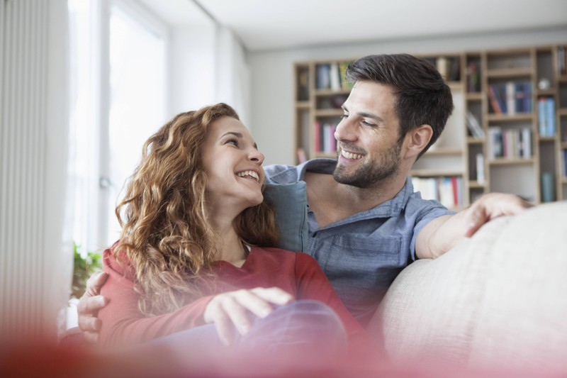 In der 7. Stufe muss sich das Paar fragen, ob ihre Liebe der Realität standhalten kann.