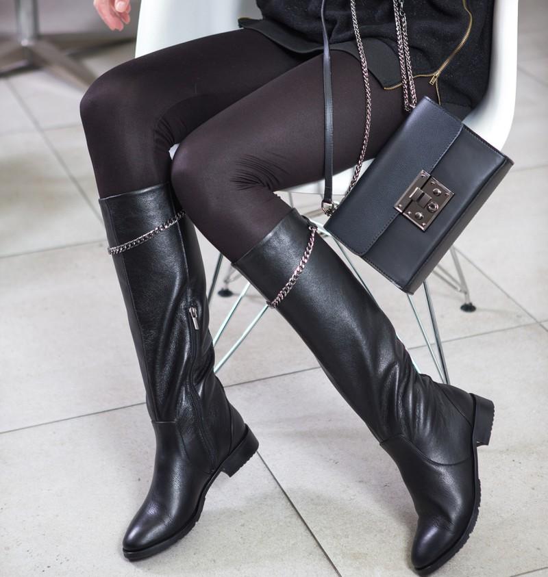 Schuhe Herbst Stiefel