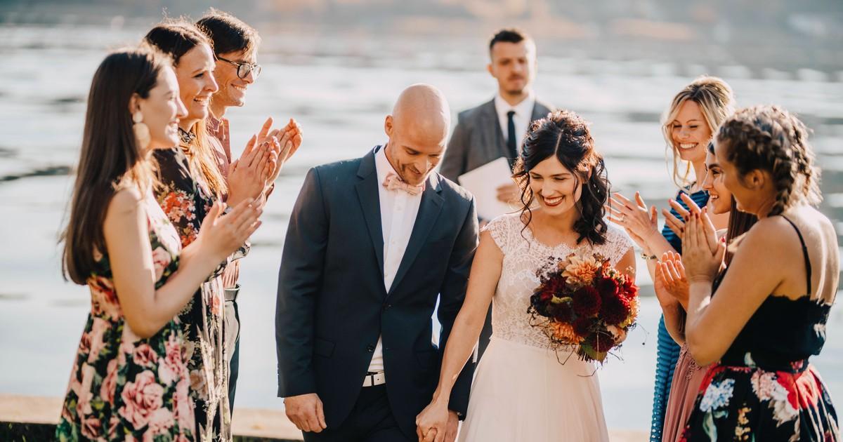 Dinge, die man als Hochzeitsgast nicht machen sollte