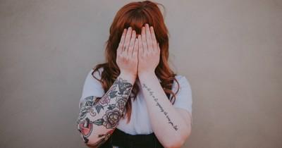 Das passiert mit deinen Tattoos, wenn du alt wirst